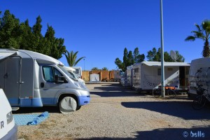 Camping International de Tiznit - Marokko