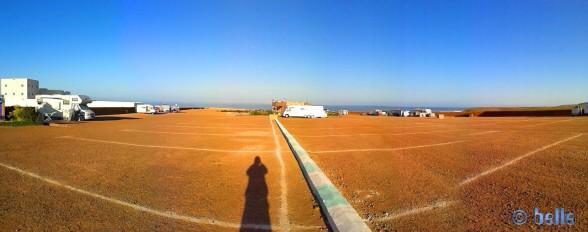 Camping Erkounte Park - Mirleft - Marokko