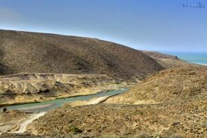 Oued Noun - Plage Foum Assaka – Marokko