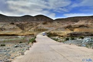 Krisensitzung! Was nun? Oued Noun - Plage Foum Assaka - Marokko