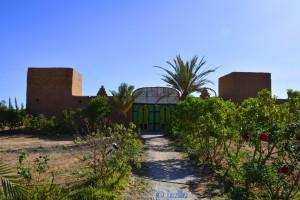 Museum in the Camping Sabra - Laqsabi Tagoust – Marokko