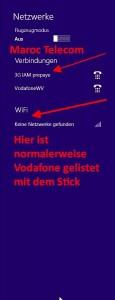3G IAM prepaye