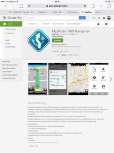 Navigation auf dem SmartPhone - auch für Marokko - Kostenlos