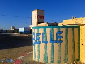 Camping belle - ...äääääähm Camping Touristique Moussofir – Dakla - Marokko
