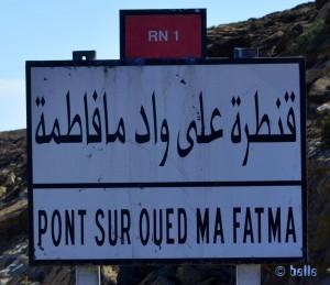 Pont Sur Oued Ma Fatma