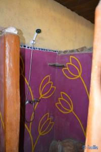 Shower - Camping Villa Bens - Tarfaya - Laâyoune-Sakia el Hamra - Marokko
