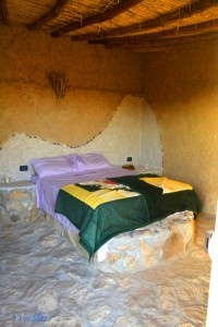 Bungalow in the Camping Villa Bens - Tarfaya - Laâyoune-Sakia el Hamra – Marokko