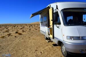 On the Road – Marokko