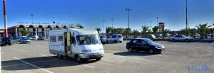 Parking in Laâyoune - El-Aaiún - Airport Hassan I - Cercle de Laâyoune - Laâyoune-Sakia El Hamra – Marokko
