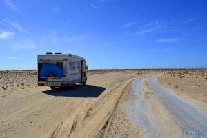 On the Road – irgendwo in Marokko / West-Sahara