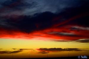 Der Himmel brennt - Boujdour – Marokko