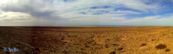 Parking at Plage A. - Cercle de Jraifia - Laâyoune-Sakia El Hamra - Marokko