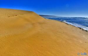 Hinter der Düne – Plage A. - Marokko