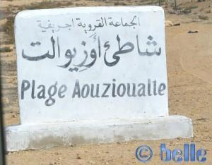 Plage Aouzioualte