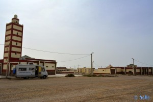 Village de Pêche Aftissate – Marokko
