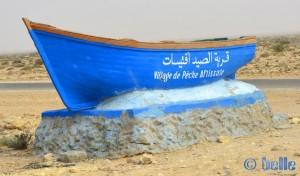 Village de Pêche Aftissate - Marokko