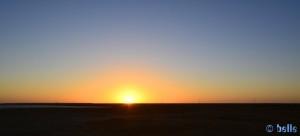 Sunset in Dakhla - Marokko
