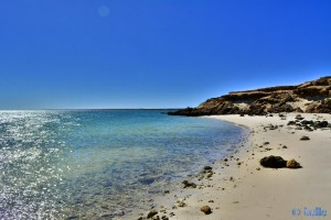 Dakhla – Marokko – schneeweisser Sand und glasklares Wasser!