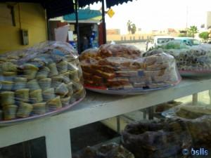 Süsse Köstlichkeiten - Dakhla – Marokko