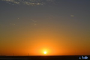 Sunset in Dakhla – Marokko – 18:42 Uhr