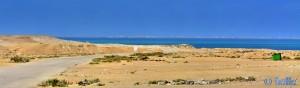 El Argoub - mit Blick auf Dakhla – Marokko