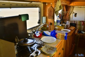 Hier wird gekocht - Cap Barbas – Marokko