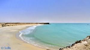 Kleine Bucht am Cap Barbas – Marokko (links)