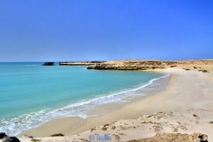 Kleine Bucht am Cap Barbas – Marokko (rechts)