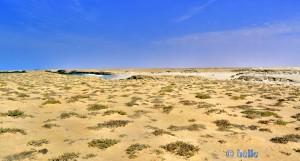 Cap Barbas – Marokko – interessant hier die verschiedenen Farben im Sand!