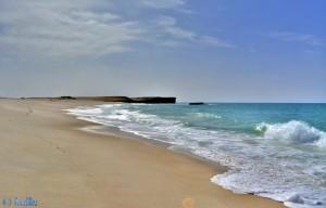 Toller Strand - Cap Barbas – Marokko