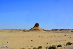On the Road to Aoussard - Marokko