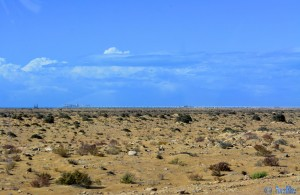 Längstes Förderband der Welt - von Bou Craa nach El Aaiún - El Marsa – Marokko