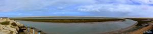 Lac de Naïla (Khnifiss Lagune) – Marokko