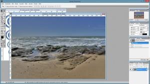 Bild in PhotoShop öffnen