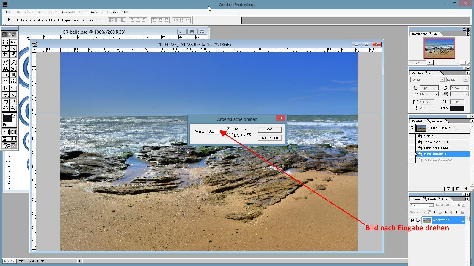 tutorial photoshop bild optimierung camper news. Black Bedroom Furniture Sets. Home Design Ideas