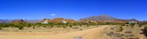 Blue Rocks - Tafraoute - Cercle de Tafraoute - Souss-Massa - Marokko - 1144m