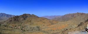 On the Road - Anti Atlas - Marokko – 1700m