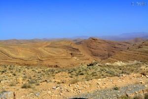On the Road - Anti Atlas – Marokko – bei rund 1950m