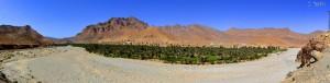 Oasis Oued Tizgui – Marokko