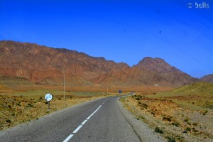 On the Road - Anti Atlas – Marokko