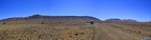 Lunch - On the Road 50km hinter Tata – Marokko