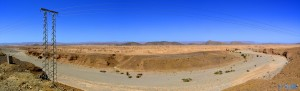 Oued Tissint - Kurz vor Tissint – Marokko