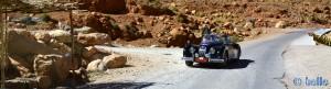 Rallye Maroc Classic - La Route du Couer - Gorges du Todra - R703, Marokko