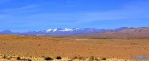 Wir sehen Schnee - N10 - Marokko