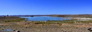 Barrage Al Mansour Ad Dahbi - Cercle de Ouarzazate - Daraa-Tafilalet - Marokko