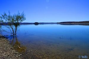 Amazing Lake - Barrage Al Mansour Ad Dahbi – Marokko