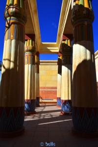 Requisit für die Ägypter - Atlas Corporation Studios Ouarzazate – Marokko