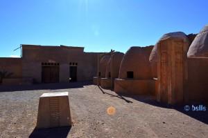 ...ahhhhhhh – da ist ja unser Pizza-Ofen ;) - Atlas Corporation Studios Ouarzazate – Marokko