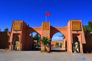 Atlas Corporation Studios Ouarzazate – Marokko – war ein schöner und interessanter Besuch!