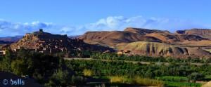 Aït Ben Haddou – Marokko - UNESCO Weltkulturerbe